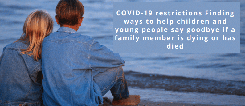 ways to help children and young people grieve
